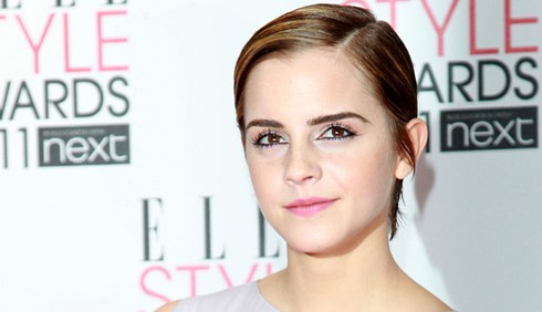 Emma Watson icona di stile agli Elle Style Awards