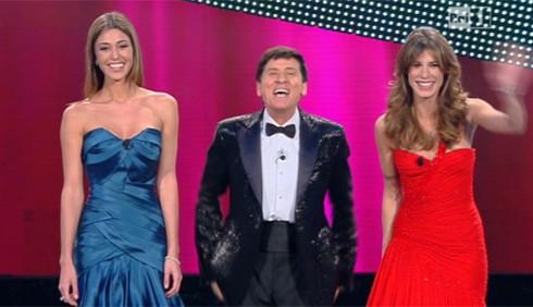 Ascolti Sanremo: Gianni Morandi batte Antonella Clerici