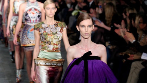 London Fashion Week: quinto giorno