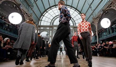 London Fashion Week chiude con la moda uomo