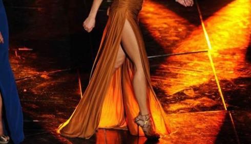 Sanremo 2011, abiti della seconda serata: foto