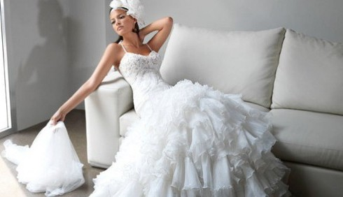 L'abito da sposa: acquistarlo online