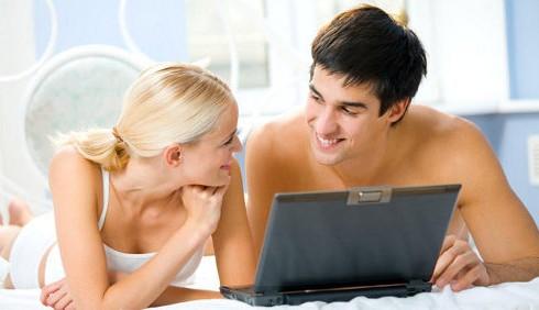 Amore e sesso, in molti li cercano online