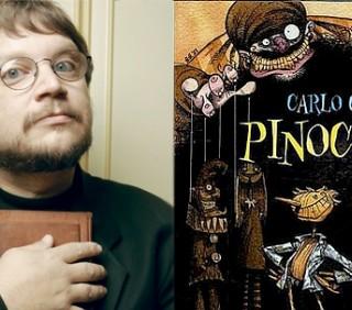 Pinocchio diventa dark per Guillermo del Toro