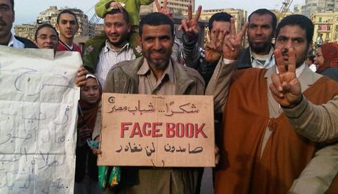 Egitto: nasce Facebook, la figlia della rivoluzione