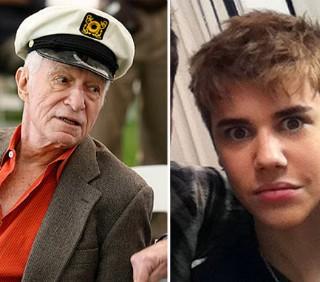 Justin Bieber alla Playboy Mansion?
