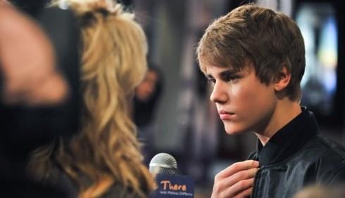 Justin Bieber: foto della première di Never Say Never