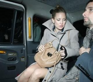 Kate Hudson e Matt Bellamy a Londra: foto