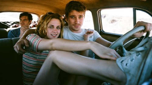 Kristen Stewart On The Road con Garrett Hedlund