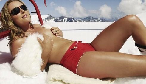 Lindsey Vonn e i calendari di donne sexy nello sport