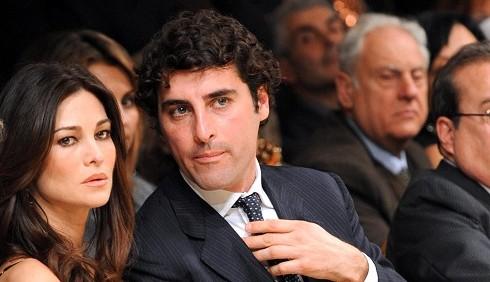 Manuela Arcuri e Andrea Bazuro nuova coppia