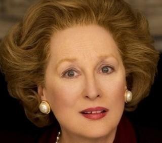 Meryl Streep è la Lady di Ferro: prime foto