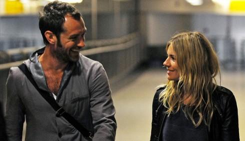 Jude Law e Sienna Miller si lasciano di nuovo