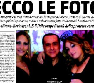 Silvio Berlusconi, foto hard? Le pubblica Il Giornale