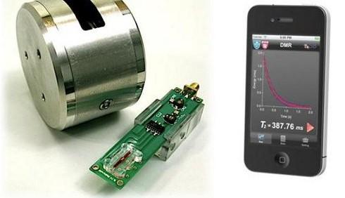 Lo smartphone per scoprire il tumore in un'ora