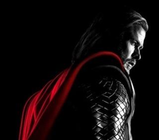 Thor: prime immagini