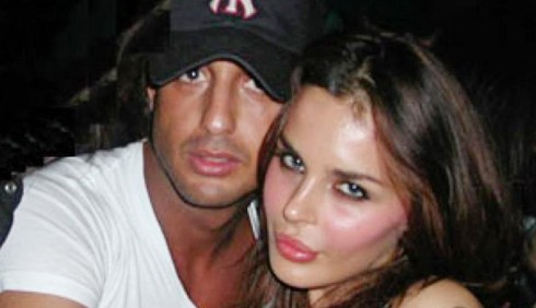 Fabrizio Corona e Nina Moric, le foto