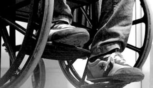 Mariastella Gelmini e i disabili, le immagini