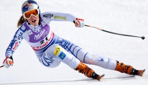 Coppa del Mondo di Sci: Lindsey Vonn supera Maria Riesch