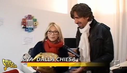 Forum, Rita Dalla Chiesa difende la trasmissione dal Tapiro