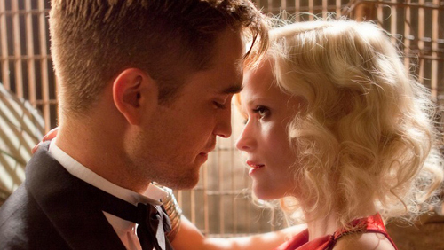 Reese Witherspoon, Robert Pattinson non si lava