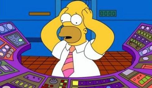 Fukushima: i Simpson censurati per il nucleare
