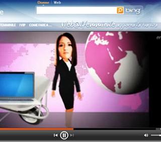 Web@lfemminile, le iniziative della maratona online