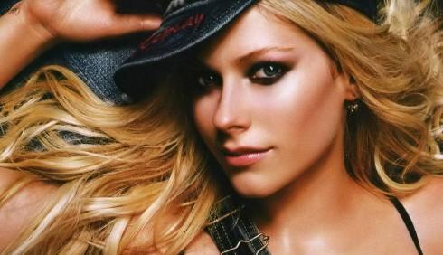 Avril Lavigne per Web@lfemminile