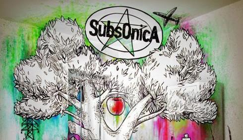 Subsonica, Eden: le foto