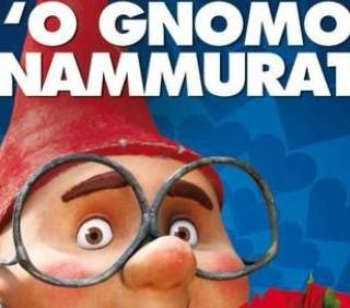 Gnomeo e Giulietta festeggiano l'Unità d'Italia
