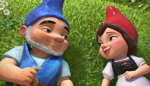 Gnomeo e Giulietta in 3D: recensione