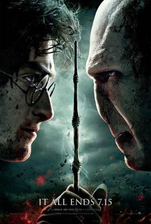 Harry Potter Poster Teaser