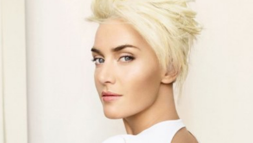 Kate Winslet: nuovo look shock