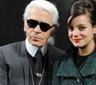 Lily Allen e Chanel