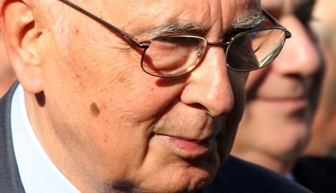 Giorgio Napolitano contro le donne oggetto