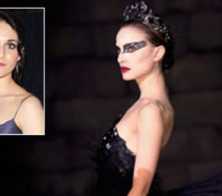 Natalie Portman non ha ballato ne Il Cigno nero?