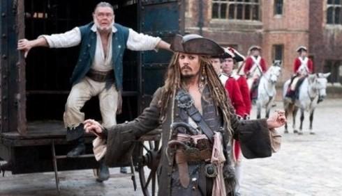 Pirati dei Caraibi 4: il nuovo trailer italiano