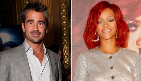 Rihanna e Colin Farrell coppia fissa?