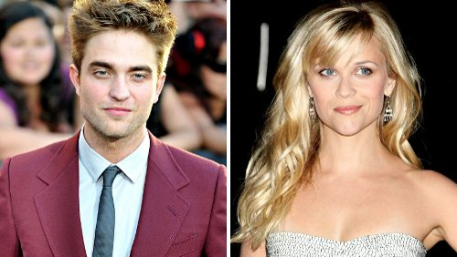 Robert Pattinson e Reese Witherspoon agli Academy of Country Music Awards