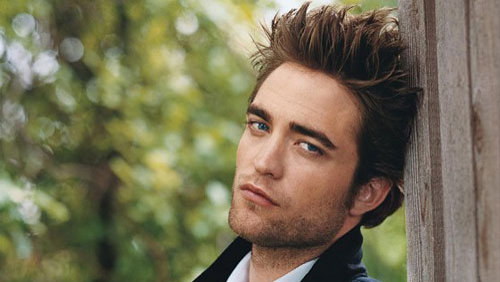 Robert Pattinson solo al casinò