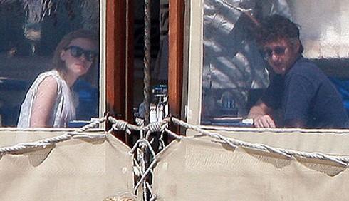 Scarlett Johansson e Sean Penn: vacanza in Messico