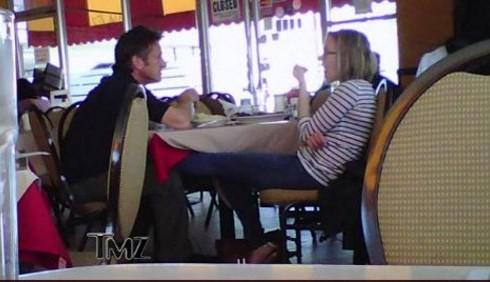 Scarlett Johansson esce con Sean Penn: la prova