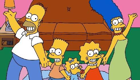 I Simpson: foto