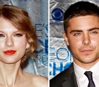 Taylor Swift e Zac Efron in The Lorax