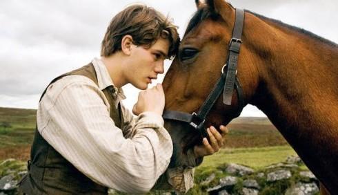 War Horse di Steven Spielberg: prime immagini