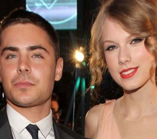 Zac Efron e Taylor Swift: foto