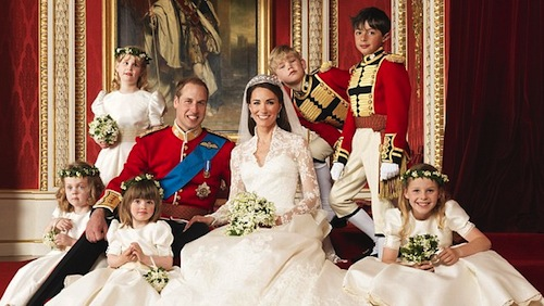 Kate Middleton e il Principe William, il post cerimonia