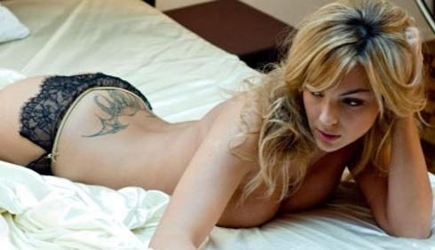 Sarah Nile sexy ex gieffina