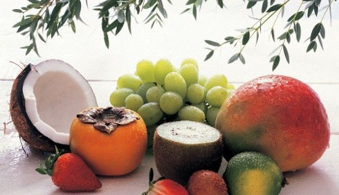 Cibi per la dieta primaverile