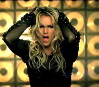 Britney Spears, Till The World Ends: il video